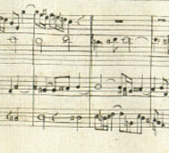 Figure 7. Transition between page 4 and 5 of the autograph in the first revised edition.